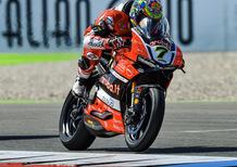 SBK, Davies è il più veloce nelle FP1 a Magny Cours
