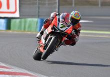 SBK Francia. Davies è il più veloce anche nelle FP2