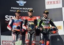SBK. Davies vince Gara1 a Magny Cours