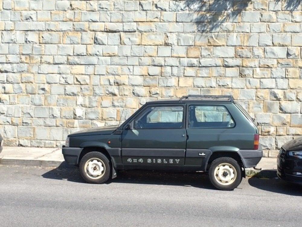 fiat panda 1000 4x4 sisley 11 1988 12 1991 prezzo e