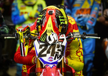 Motocross. Gajser out dalla Monster Cup