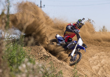 Yamaha YZ cross 2017