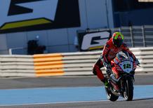 SBK. Fores è il più veloce nelle FP1 di Jerez