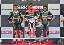 SBK Jerez. Chaz Davies trionfa in Gara1