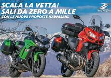 Kawasaki da 0 a 1000: finanziamenti fino a 10.000 euro