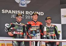 SBK. Davies si aggiudica Gara-2 del GP di Spagna