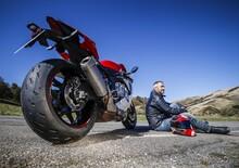 Nuovo pneumatico sportivo stradale Michelin Power RS
