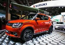 Arai, Suzuki: «Con Ignis abbiamo creato una city-car simpatica ma anche solida e di qualità»