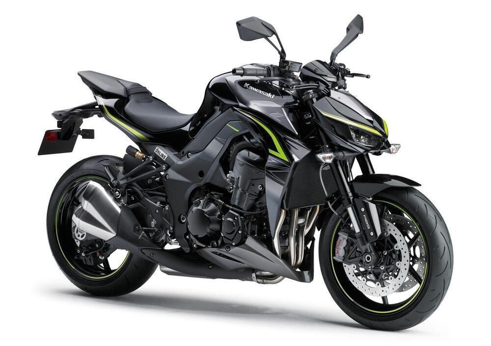 Kawasaki Z 1000 R (2017), prezzo e scheda tecnica - Moto.it