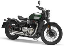 Triumph Bonneville Bobber 120