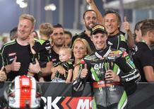 SBK. Davies vince Gara-1 e Rea è campione del mondo