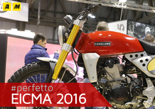 Fantic Motor Caballero e novità 2017: foto e video a Eicma 2016