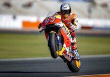 MotoGP. I commenti dei piloti dopo le FP a Valencia