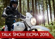 Talk show Eicma 2016: Classiche e Heritage 2017