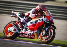 MotoGP, Valencia. Marquez è il più veloce nel warm up