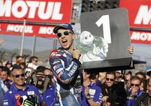 MotoGP. Lorenzo: Io e Yamaha, un binomio eccezionale