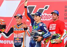 Le pagelle del GP di Valencia 2016