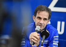 """Brivio: """"Iannone è il pilota giusto per Suzuki"""""""