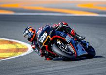 MotoGP. Test Valencia 2017. Vinales è il più veloce