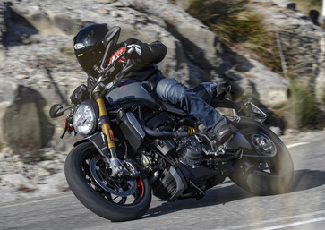 Ducati Monster 1200 S 2017 TEST. L'essenza del mostro