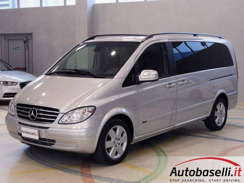 Mercedes Benz Viano 2 0 Cdi Ambiente 01 2007 07 2010