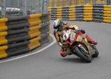 Macau GP 2016, Hickman raddoppia