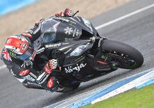 Superbike: i primi due giorni di test a Jerez