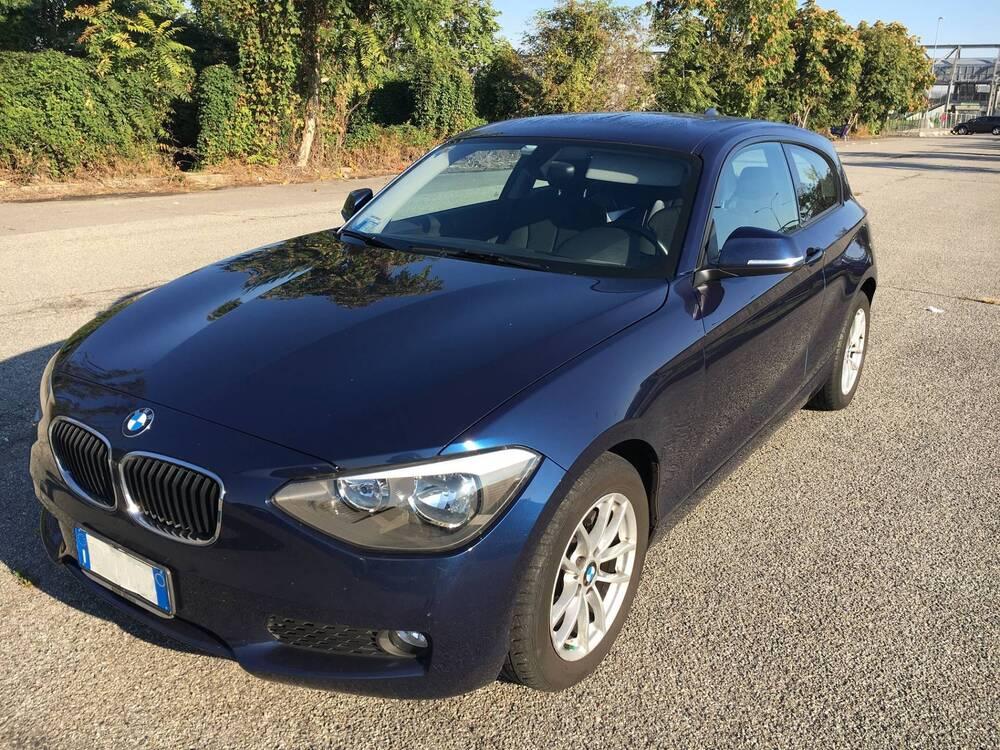 BMW Serie 1 120d 3p. Urban del 2013 usata a Milano