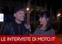 Max Pezzali: La moto, non un mezzo di trasporto, ma divertimento e piacere