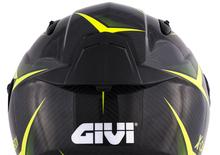 GIVI 40.5 X-Carbon e X-Fiber