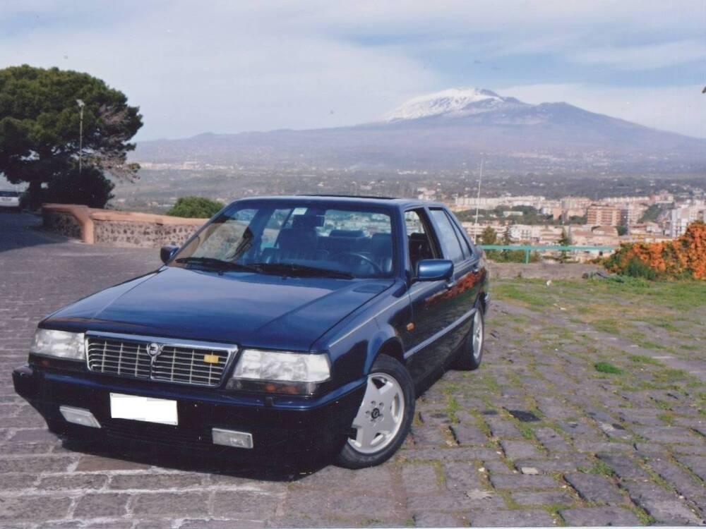 THEMA FERRARI 8.32 d'epoca del 1992 a Catania