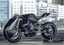 MV Brutale 800 RR Ballistic Trident, by Rough Crafts