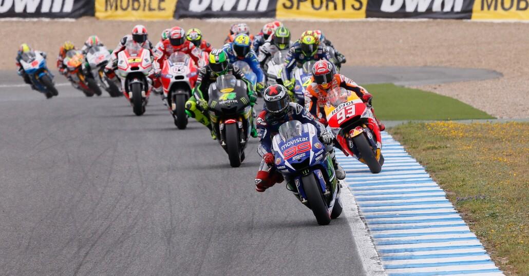 MotoGP, novità gomme. Dal 2017 via le intermedie