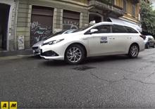 Taxi test. Toyota Auris 2015 con 23.000 chilometri