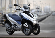 Piaggio Mp3 300 ie Yourban LT (2011 - 16)