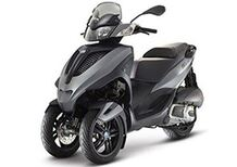 Piaggio Mp3 300 ie Yourban Sport ERL (2011 - 17)
