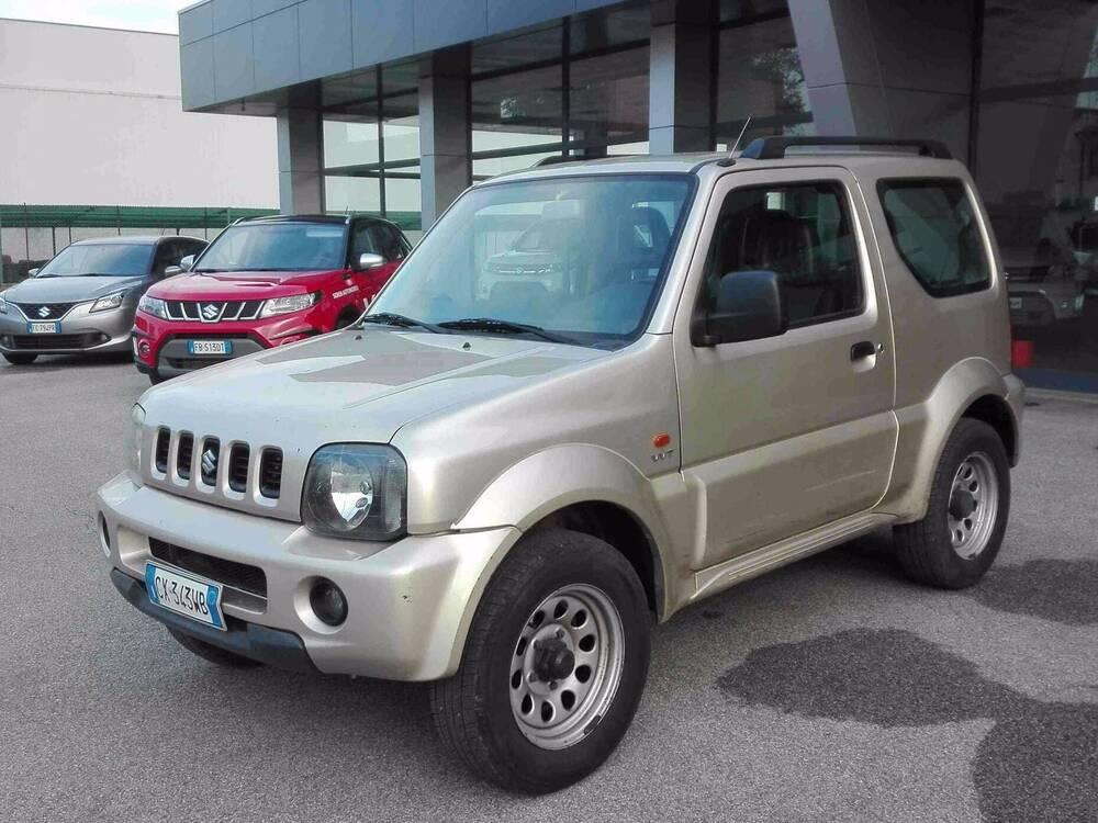 Suzuki Jimny 1.3i 16V cat 4WD JX del 2005 usata a Rovigo usata
