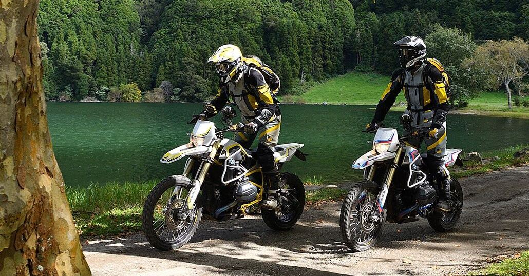 "BMW R 1200 GS ""Rambler"" by Touratech. Pronta per l'off-road"