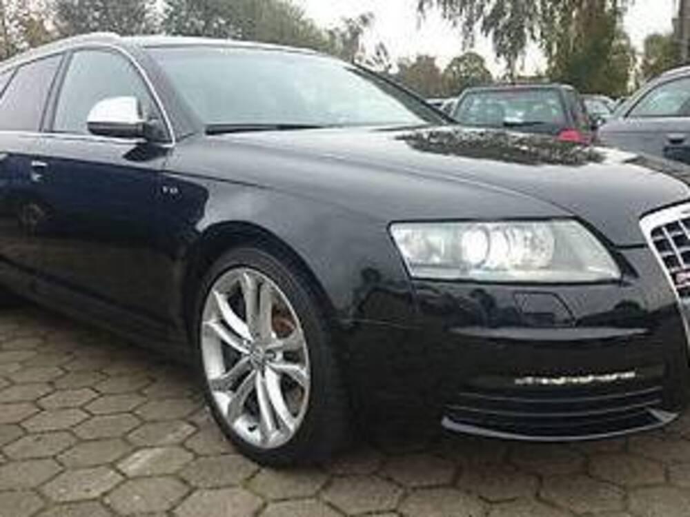 Audi S6 Avant 5.2 V10 qu. tip. del 2010 usata a Caulonia