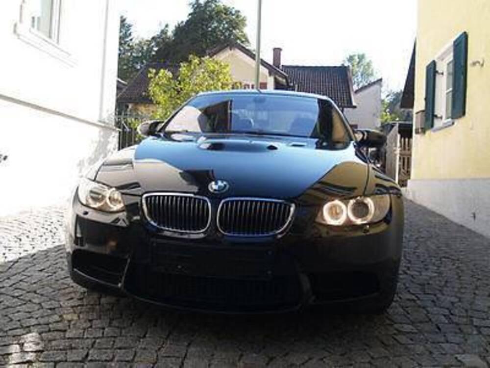 BMW Serie 3 Coupé M3 cat del 2008 usata a Masio