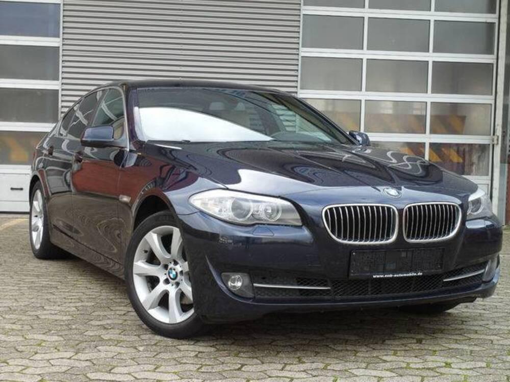 BMW Serie 5 520d del 2012 usata a Almese