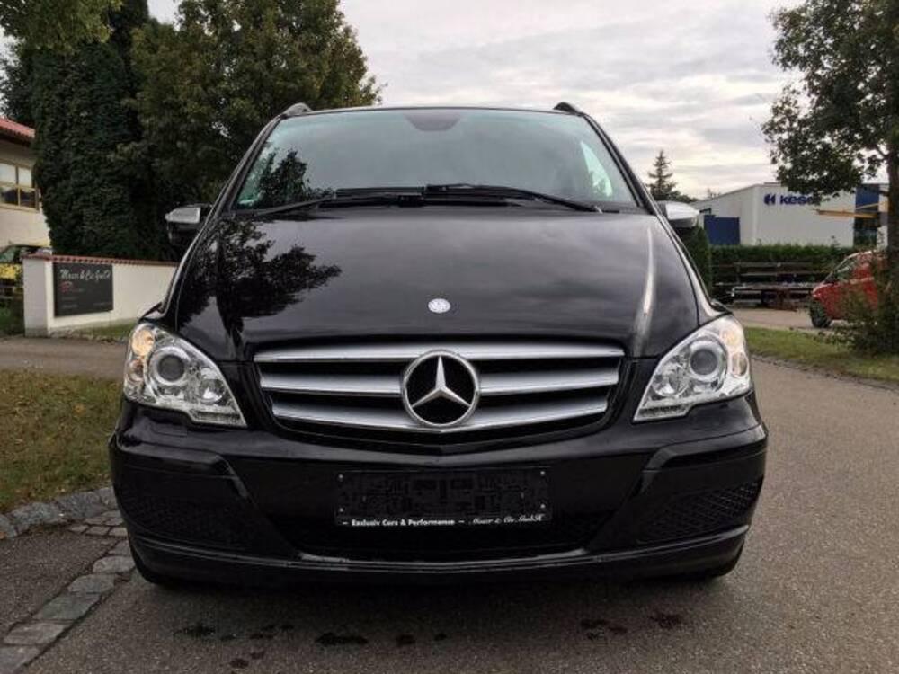 Mercedes-Benz Viano 2.2 CDI 4Matic Ambiente L del 2011 usata a Torino usata