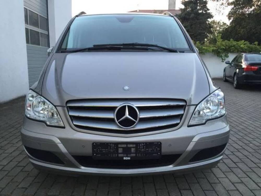 Mercedes-Benz Viano 2.2 CDI 4Matic Ambiente del 2012 usata a Torino usata