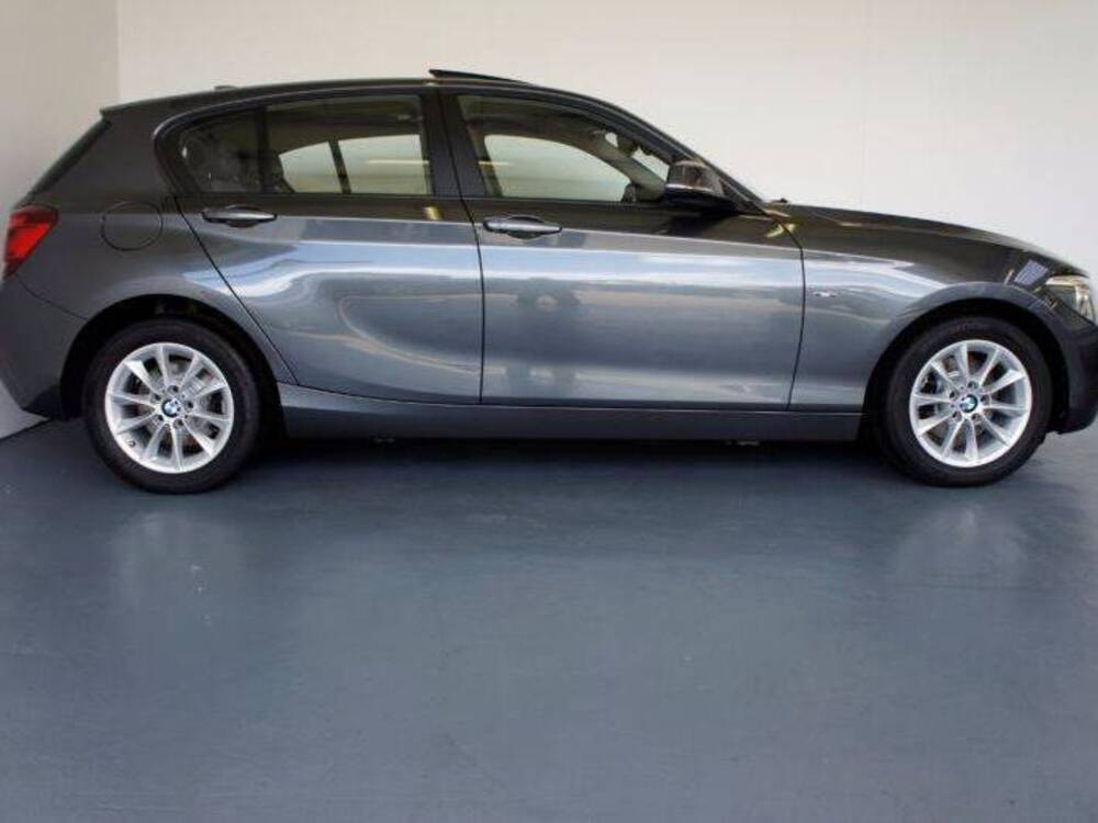 BMW Serie 1 120d 3p. Sport del 2012 usata a Brescia