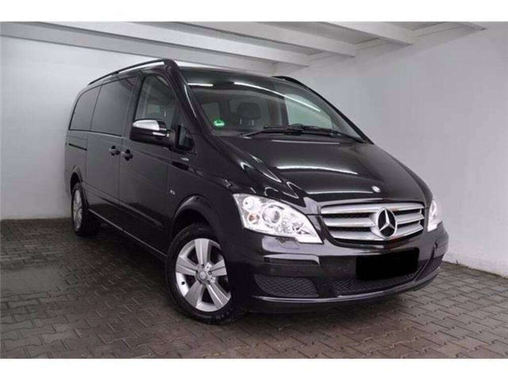 Mercedes-Benz Viano 3.0 CDI Ambiente L del 2013 usata a Guspini usata