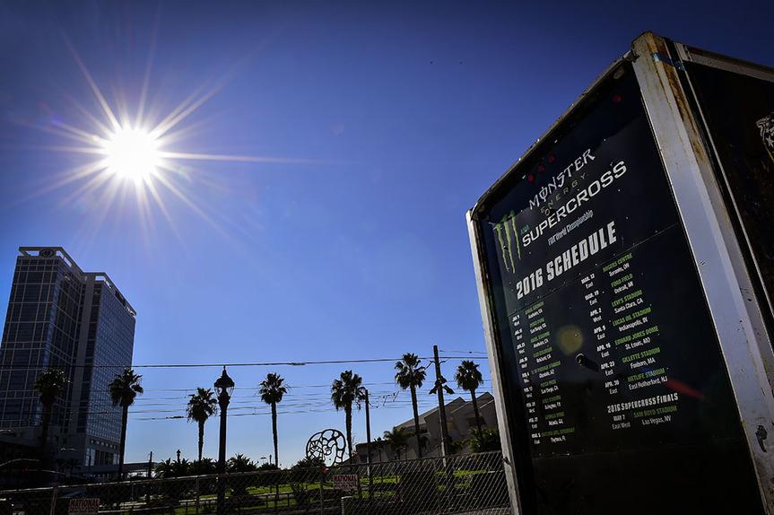 Supercross: le foto più belle da San Diego (2)