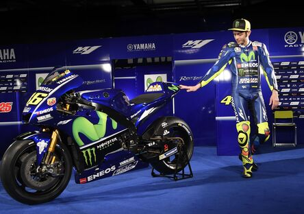 MotoGP 2017: Rossi: Viñales? Scomodo quanto Lorenzo