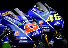 MotoGP 2017. Una Yamaha totalmente nuova