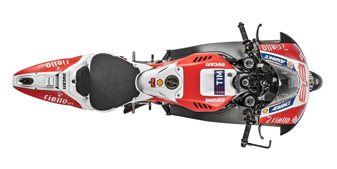 MotoGP. Tutte le foto ufficiali del team Ducati 2017 (3)