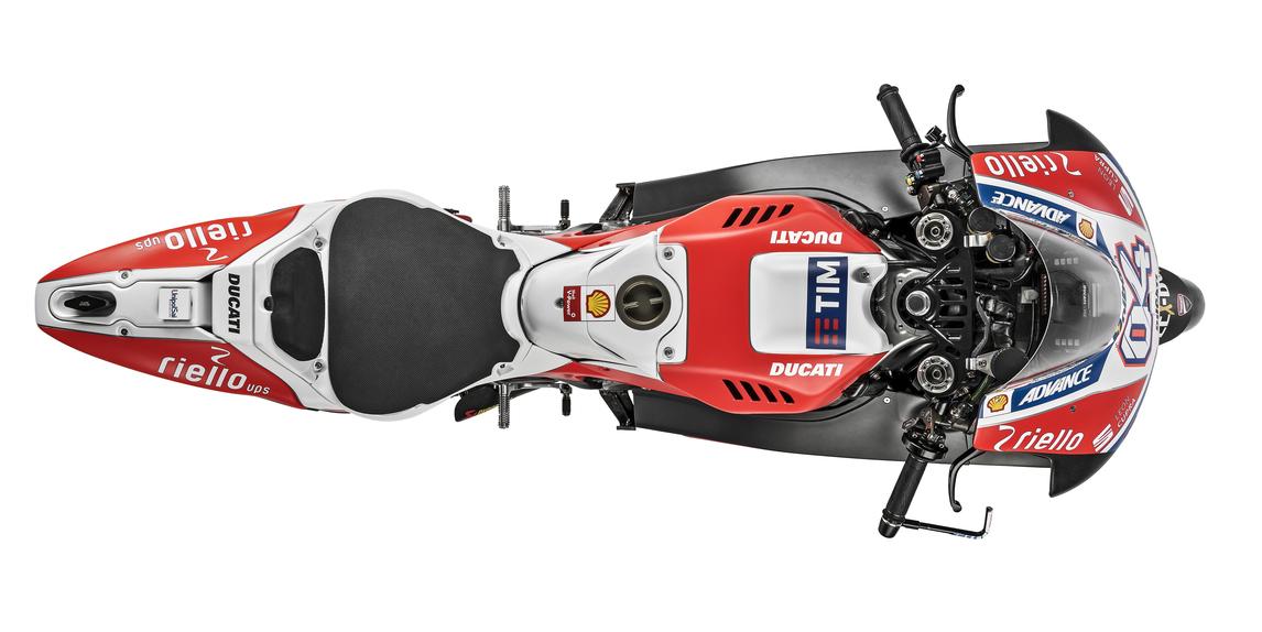 MotoGP. Tutte le foto ufficiali del team Ducati 2017 (4)